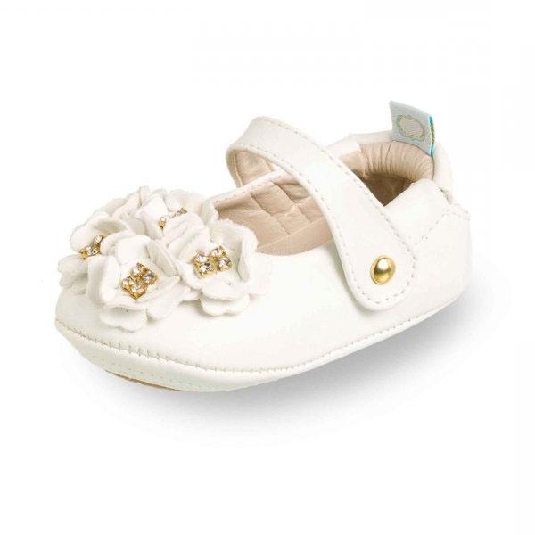 Sapatilha Fiorela Branco
